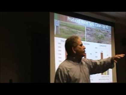 Energy Industry L&L - Full Presentation Part 1 - Chickasha, OK, 07/12/16